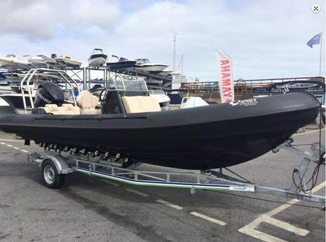 2013 Osprey Vipermax Black Edition RIB