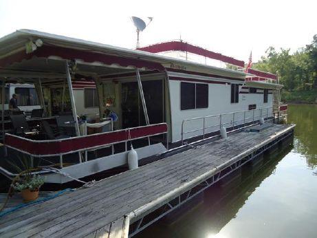 1985 14x64 Sumerset Houseboat