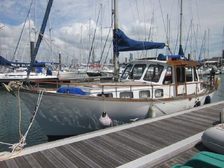 1973 Nauticat 33