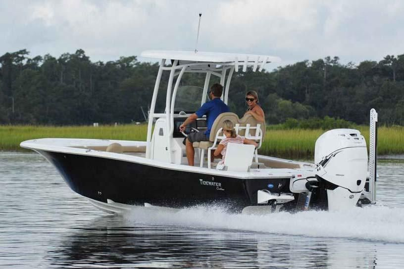 2018 Tidewater 2500 Carolina Bay Power Boat For Sale - www ... on marine lighting for boats, marine accessories for boats, marine lights for boats, marine seats for boats, marine battery for boats,