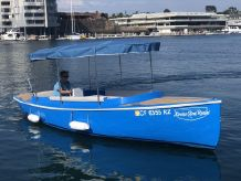 2019 Canadian Electric Boats Fantail 217