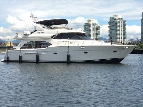 2003 Meridian 580 Pilothouse