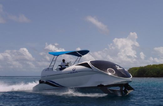 2017 Paritetboat Looker 320