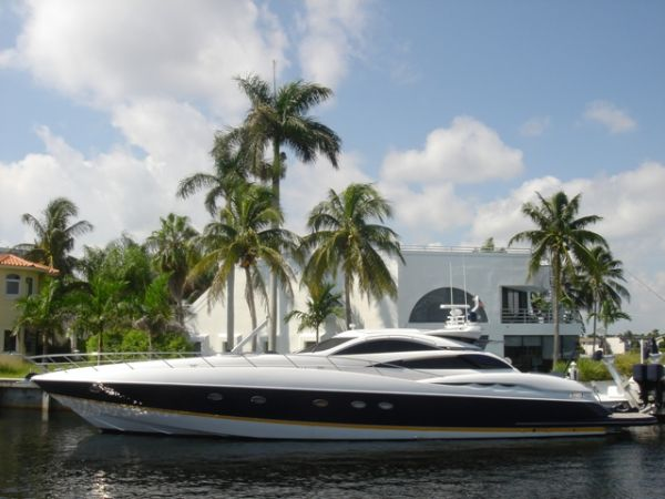 used 75' Sunseeker