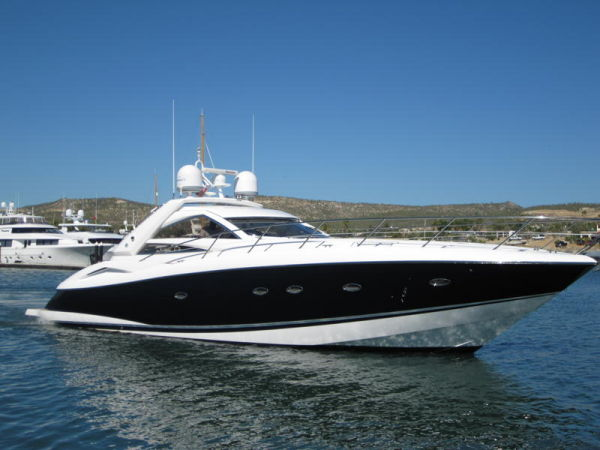 55' Sunseeker Predator for sale