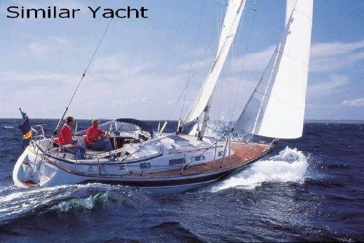 2002 Hallberg-Rassy 34