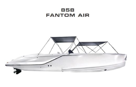 2018 Frauscher 858 Fantom Air