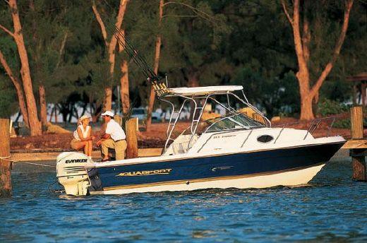 2005 Aquasport 215 Explorer