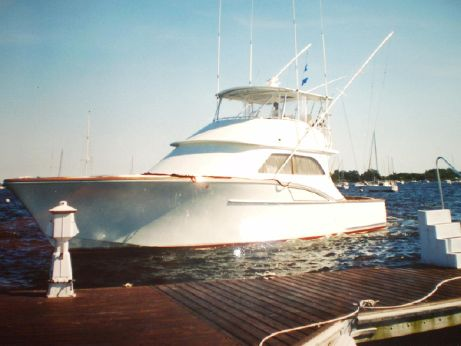 1999 Cape Fear 47 Sportfish
