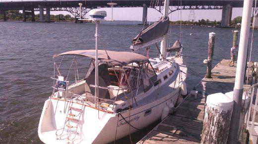 1987 Freedom Yachts 38