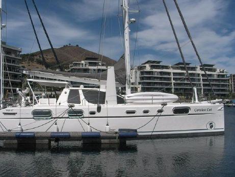 2002 Catana 582 sailing catamaran