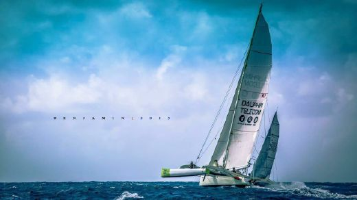 1994 Trimaran Coulombel 40