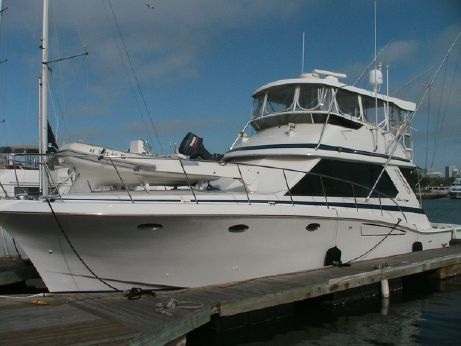 1989 Chris-Craft 502 Commander Sportfisher