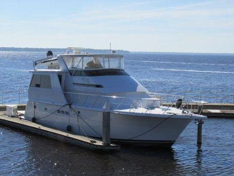 1998 Hatteras 52 Motor Yacht