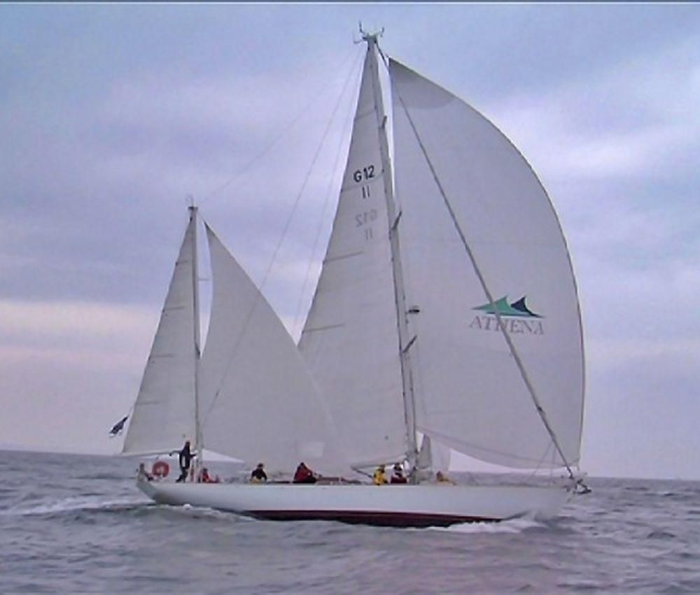 1955 A Amp R 12 Kr Yawl Sail Boat For Sale