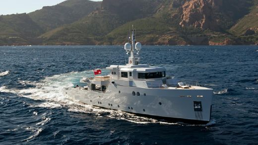 2011 Tansu Custom Expedition Motor Yacht