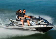 2013 Yamaha Waverunner FX Cruiser SHO