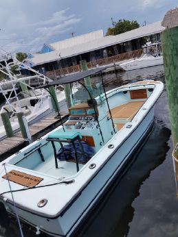 1983 Correct Craft 23 FISH NAUTIQUE