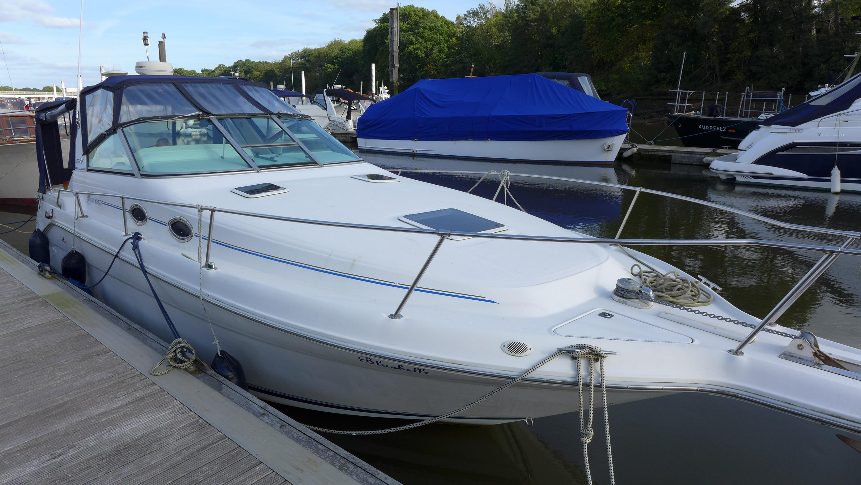1994 Sea Ray 290 Sundancer Power New and Used Boats for Sale