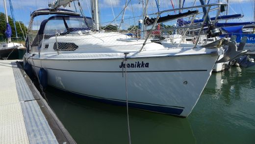 2002 Hunter Legend 306 Bilge Keel