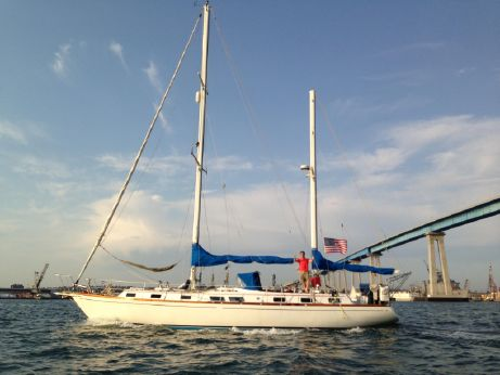 1978 Gulfstar Custom 50 Ketch