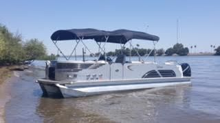 2015 Tahoe Pontoon 2785 ENT