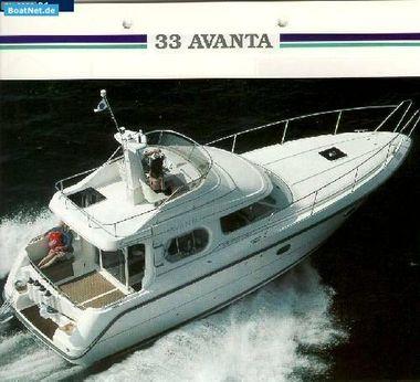 1992 Nimbus 33 Avanta