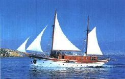 1992 Greek Motor Sailer 26m