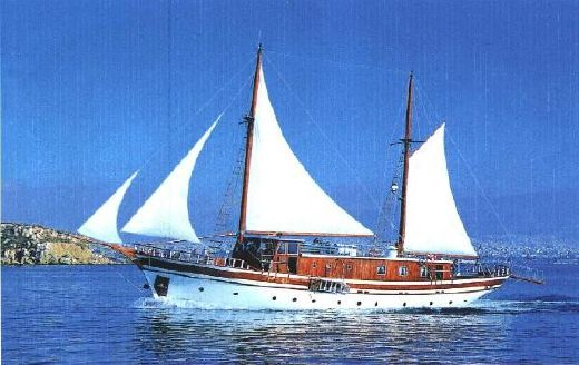1992 Greek Motor Sailer 26m