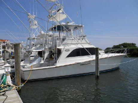 1985 Ocean Yachts 46 Super Sport ORIG OWNER