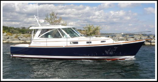 2018 Bruckmann Blue Star 38 Motoryacht