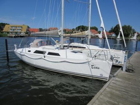 2015 Hanse 325