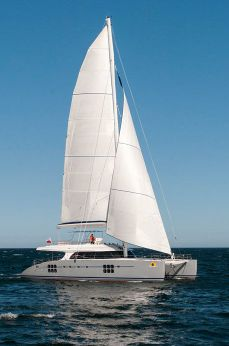 2012 Sunreef 70 Sailing