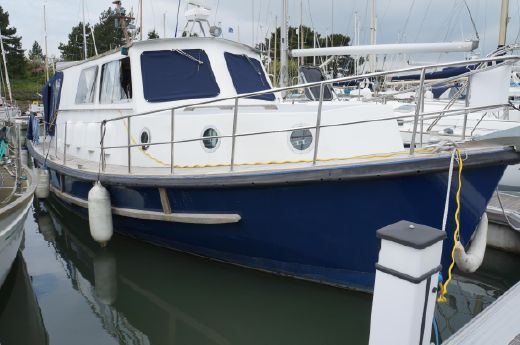 1970 Admiralty Nelson Style Launch