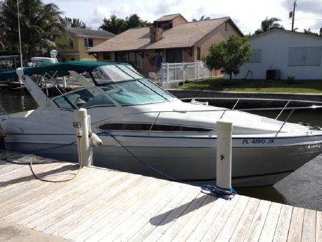 1996 Carver 310 Mid Cabin Express