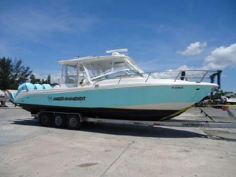 2008 Everglades 350LX