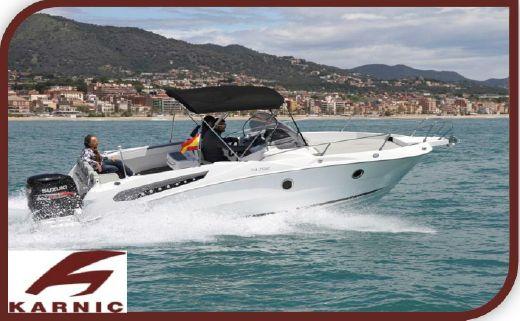 2017 Karnic SL702