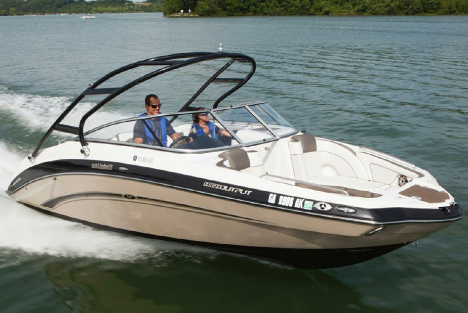 2013 Yamaha Boats 242 Limited S Power Boat For Sale - www.yachtworld.com