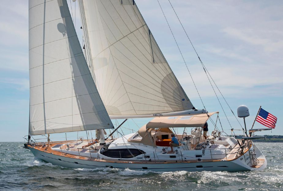 2009Oyster 62