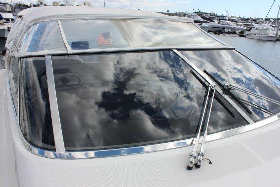 Riva Yachts 59 Mercurius Windshield