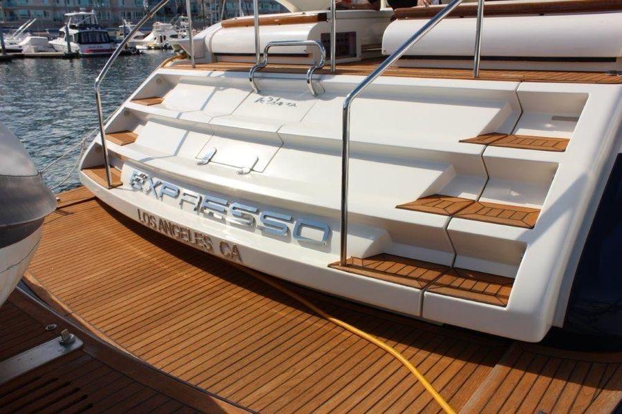 Riva Yachts 59 Mercurius Luxury Swim Platform