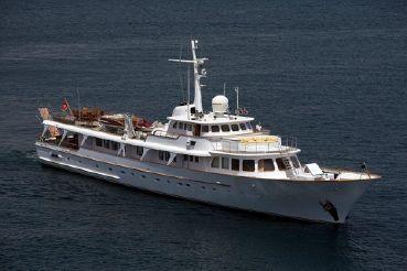 1968 Arsenal Do Alfiete Mega Yacht power