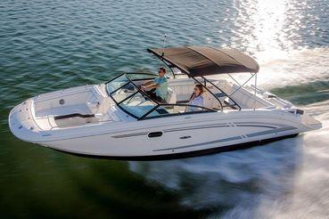 Deck Boats: Ozark Deck Boats