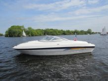 2004 Bayliner 602 Cuddy incl trailer