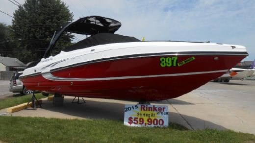 2015 Rinker 276 Captiva Bowrider