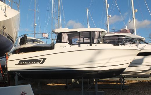 2016 Jeanneau Merry Fisher 755 Marlin