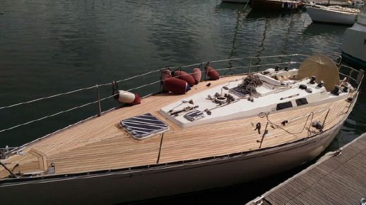 1981 Baltic Yachts BALTIC 39
