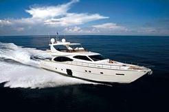 2009 Ferretti Yachts 780