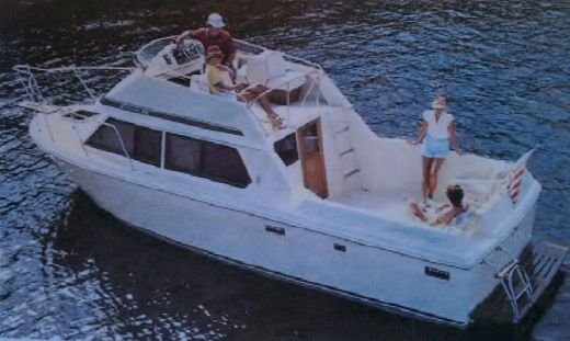 1989 Chris-Craft 292 Catalina