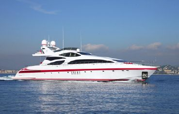 2007 Overmarine Mangusta Flybridge Re-fit 2015 - Video